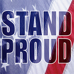 standproud cover